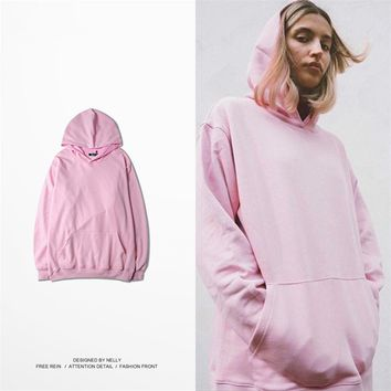 Sweatshirts Skateboard Pure/Solid Color Sports Hoodies Girls/Boys Skate Boarding Coats 8 Colors  Available
