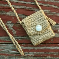Irish Breakfast Mini Spirit Pouch made with Organic Cotton