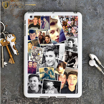 Shawn Mendes Photo Collage iPad Mini Case iPhonefy