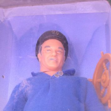 Gilligan's Island Skipper Action Figure Limited Edition