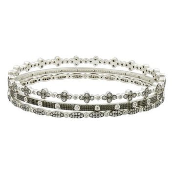 FREIDA ROTHMAN Set of 3 Stacking Bracelets | Nordstrom