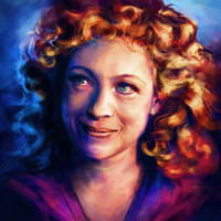 River Song Art Print by Alice X. Zhang   Society6