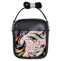 Comic Girl crossbody bag