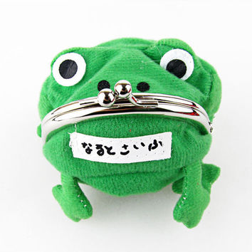 Naruto Frog Coin Purse