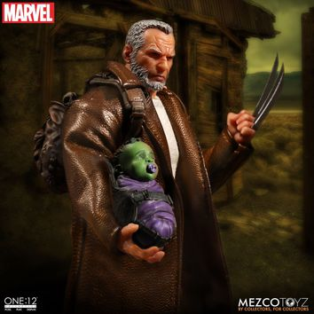 Wolverine Old Man Logan One:12 Collective Action Figure