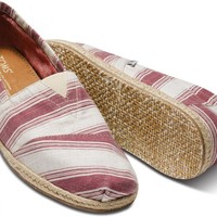 Shiraz Umbrella Stripe Men's Classics | TOMS.com