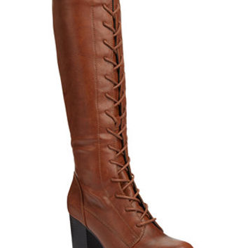 American Rag Lola Lace-Up Boots, Only at Macy's