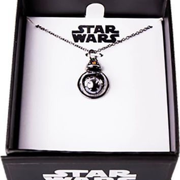 Star Wars | Episode VIII BB-9E Spinning NECKLACE