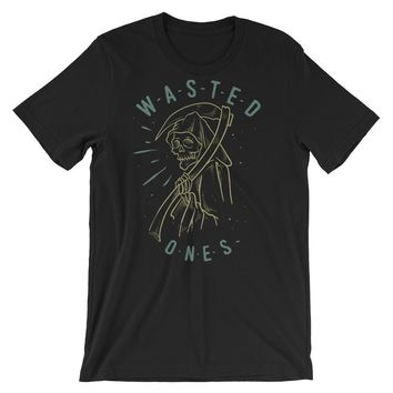 Wasted Ones Short-Sleeve Unisex T-Shirt