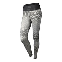 Women's Nike Pro Hyperwarm Tight Print
