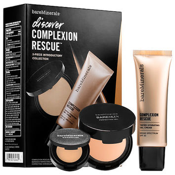 bareMinerals discover COMPLEXION RESCUE™ 3-Piece Introductory Collection