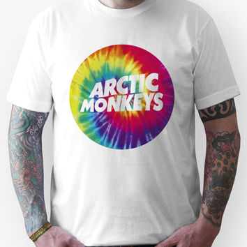 Arctic Monkeys Tie Dye Logo T-Shirts & Hoodies