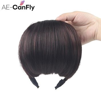 AE-CANFLY New Hair Accessories Wig Bang Hairband Girls Headwear Hair Jewelry for Women PY018
