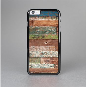 The Vintage Wood Planks Skin-Sert Case for the Apple iPhone 6 Plus