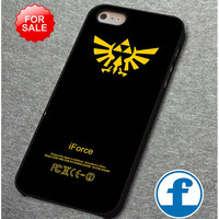 Eagle Triforce Black Legend of Zelda  for iphone, ipod, samsung galaxy, HTC and Nexus PHONE CASE