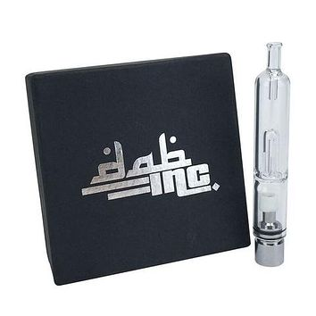 Dab Inc 510 Tank w/ Bubbler (Concentrate)