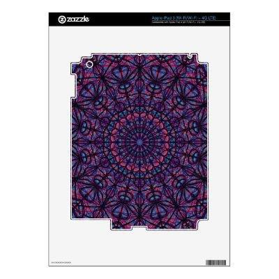 Abstract Zazzle Skin For IPad 3 from Zazzle.com