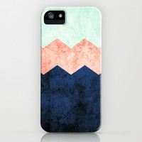 triple chevron (2) iPhone & iPod Case by Daniellebourland