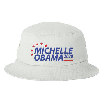 Michelle Obama 2020 Bucket Hat