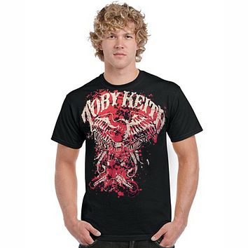 Toby Keith T-shirt 2008 Biggest and Baddest Tour New Mens Large