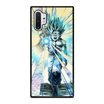 KAMEHAMEHA SUPER SAIYAN GOHAN Samsung Galaxy Note 10 Plus Case