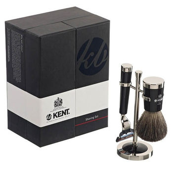 Kent Luxury Men's Shaving Kit