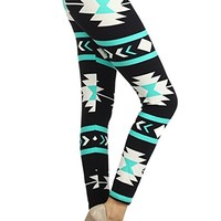 Ultra Soft Women's Popular Best Printed Fashion Leggings Batch11