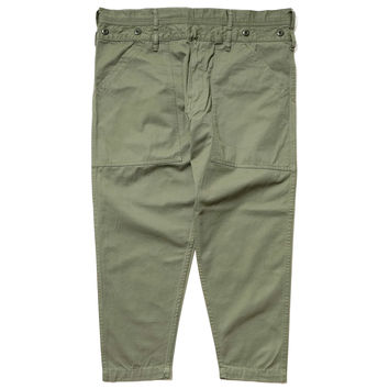 Garment Washed Cotton Chino Cloth