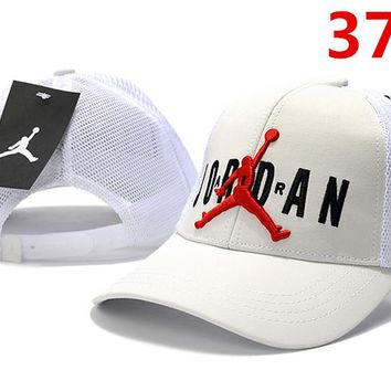 Air Jordan Cap Hat Embroidered Sports Baseball Cap Hat