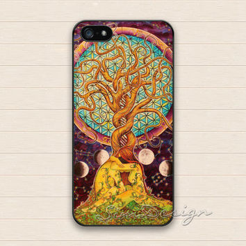 Love Tree iPhone 5 Case,iPhone 5s Case,iPhone 4 4s Case,Samsung Galaxy S3 S4 Case,Love tree Art Life Hard Plastic Rubber Cover Skin Case