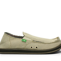 Sanuk Hemp {Natural} | Men's Size 8 to 13