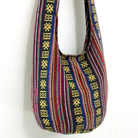 Women bag Woven bag Cotton Bag Hippie bag Hobo bag Boho bag Shoulder bag Sling bag Messenger bag Tote bag Crossbody bag Purse Handbags