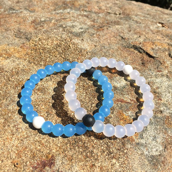 Water and Earth Bracelet