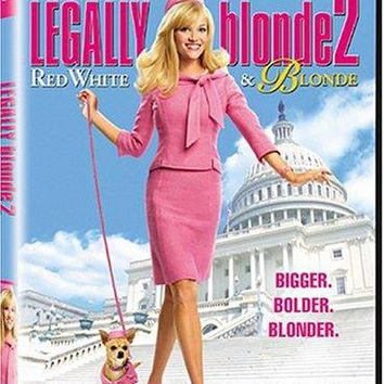 LEGALLY BLONDE 2 - RED, WHITE &