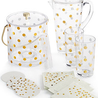kate spade new york Gold Dots Collection