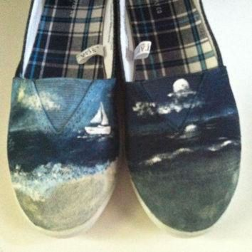 ESBONB customized Toms/Keds/Converse/Vans made to order