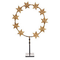 "17"" Mounted Star Halo"
