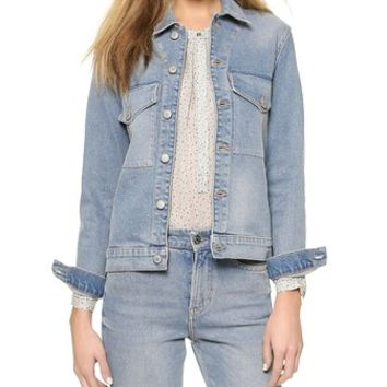 MiH Studio Denim Jacket