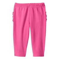 Jumping Beans Ruffle Pants - Baby Girl, Size: