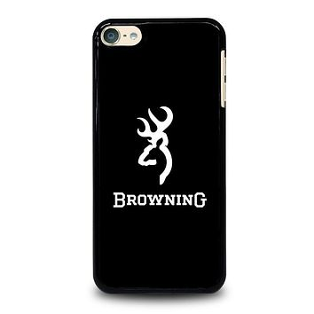 BROWNING ARMS LOGO iPod 4 5 6 Case