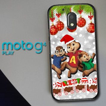 Alvin And The Chipmunks And The Chipettes D0268 Motorola Moto G4 Play Case