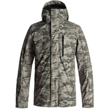 Quiksilver Mission 3-in-1 Snowboard Jacket