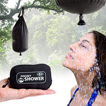 Pocket Shower