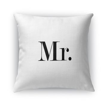 MR Accent Pillow By Sinan Saydik