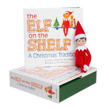 The Elf On The Shelf Boy Box Set