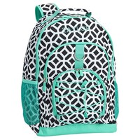 Gear-Up Black Peyton with Pool Trim Backpack