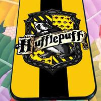Hufflepuff Hogwart Harry Potter for iPhone 4/4s/5/5S/5C/6, Samsung S3/S4/S5 Unique Case *95*