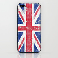 Vintage Union Jack iPhone & iPod Skin by Rex Lambo | Society6