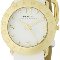 Marc by Marc Jacobs MBM1150 Amy Gold Tone Women's Watch