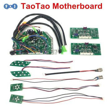 TaoTao PCB Universal for 6.5/8/8.5/10.5/10inch 2 Wheels Hoverboard Self Balancing Scooter Motherboard Electric Board Sensor part